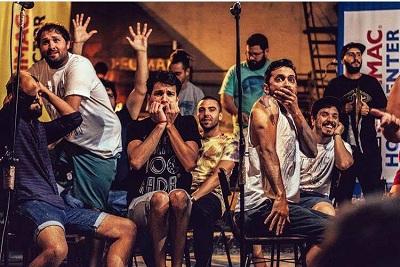 murga uruguaya la trasnochada 0381