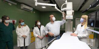 El Hospital del Niño Jesús incorporó un angiógrafo digital