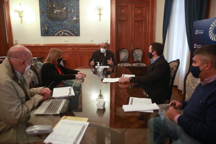 Presentaron a Manzur el plan de obras para la provincia