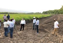 El sector público y el privado trabajan en La Cocha para evitar inundaciones