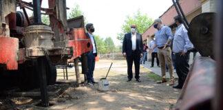 Mejoran el servicio de agua potable para 1100 familias de Lules