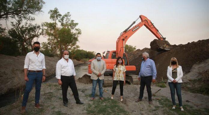 Realizan obras para prevenir inundaciones en el sur tucumano