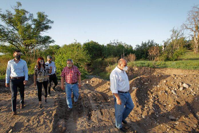 Yánima recupera un camino fundamental para la producción y el turismo