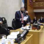 Manzur participó de la asunción del legislador Rodríguez