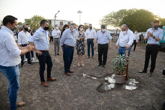 Un nuevo pozo potenciará el suministro de agua en Alderetes